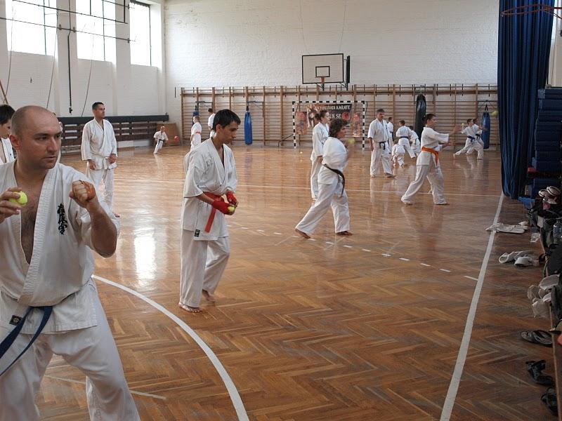 Látás a karate gyakorlásakor - A legjobb gyógyszer a látás helyreállítására