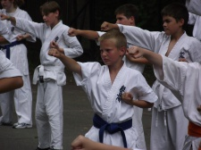 View the album XV. Vekeri tavi Kyokushin Karate nyári tábor